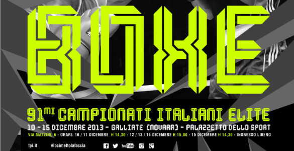 91° Campionato italiano elite